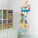 Kid'sLAB Colorful Animal Tower
